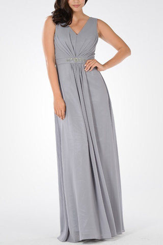 Elegant evening dress 101- 7770 - Simply Fab Dress