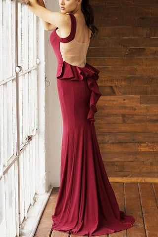 Glamorous mermaid bridesmaid dress BB 343-640 - Simply Fab Dress