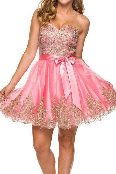 Fab Homecoming Dresses