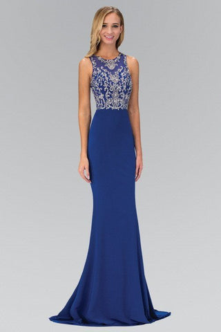 Gorgeous formal dress and evening gown +103-GL1385 - Simply Fab Dress