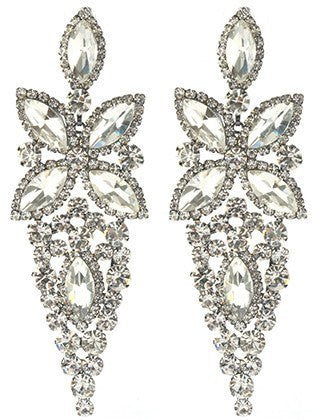 Gorgeous fashion earrings MME24739 BNBL - Simply Fab Dress