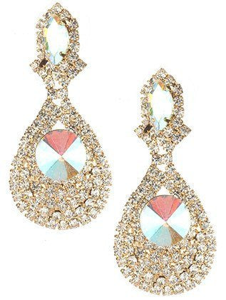 Gorgeous fashion earrings MME24752 GDABO - Simply Fab Dress