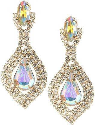 Gorgeous fashion earrings MME24753GDABO - Simply Fab Dress