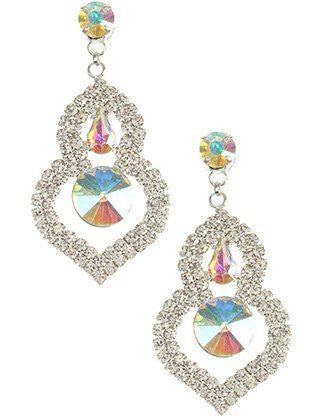 Gorgeous fashion earrings  MME24757RDAB - Simply Fab Dress