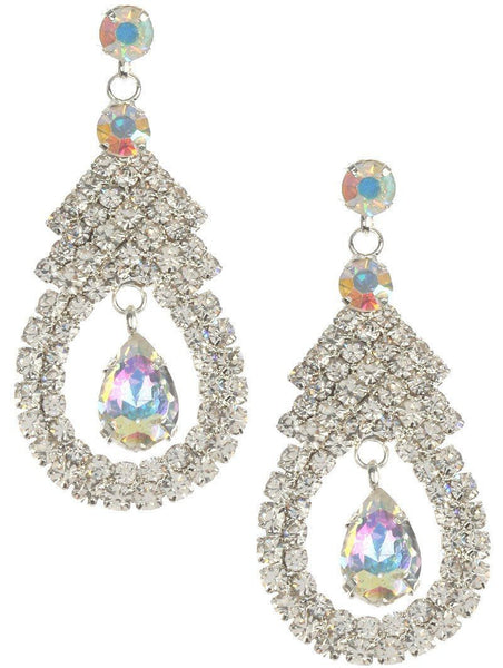 Gorgeous fashion earrings  mme24758gdab - Simply Fab Dress