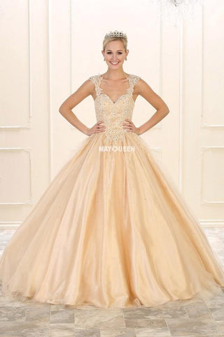 c1b6d9e105b Pretty Quinceanera Dress LK99-Simply Fab Dress