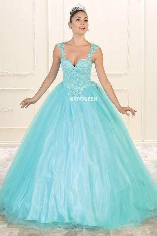 Pretty Quinceanera Dress LK99-Simply Fab Dress