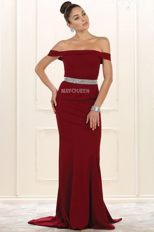 Fitted Evening Gowns