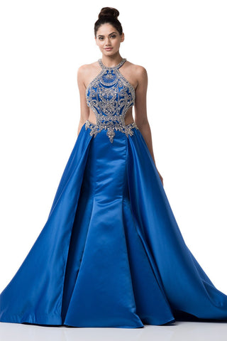 2017 Sexy cut out mermaid prom dress BC#RR5167 - Simply Fab Dress