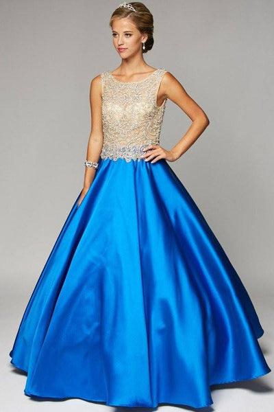 Ball gown Quinceanera sweet 15 prom dress jul#651 – Simply Fab Dress