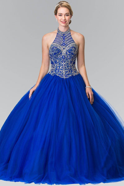 Ball gown prom dress Quinceanera gl2308 – Simply Fab Dress
