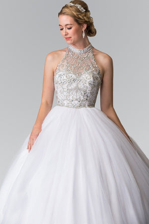 Affordable Wedding Gown & Quinceanera Dress gl2206 - Simply Fab Dress