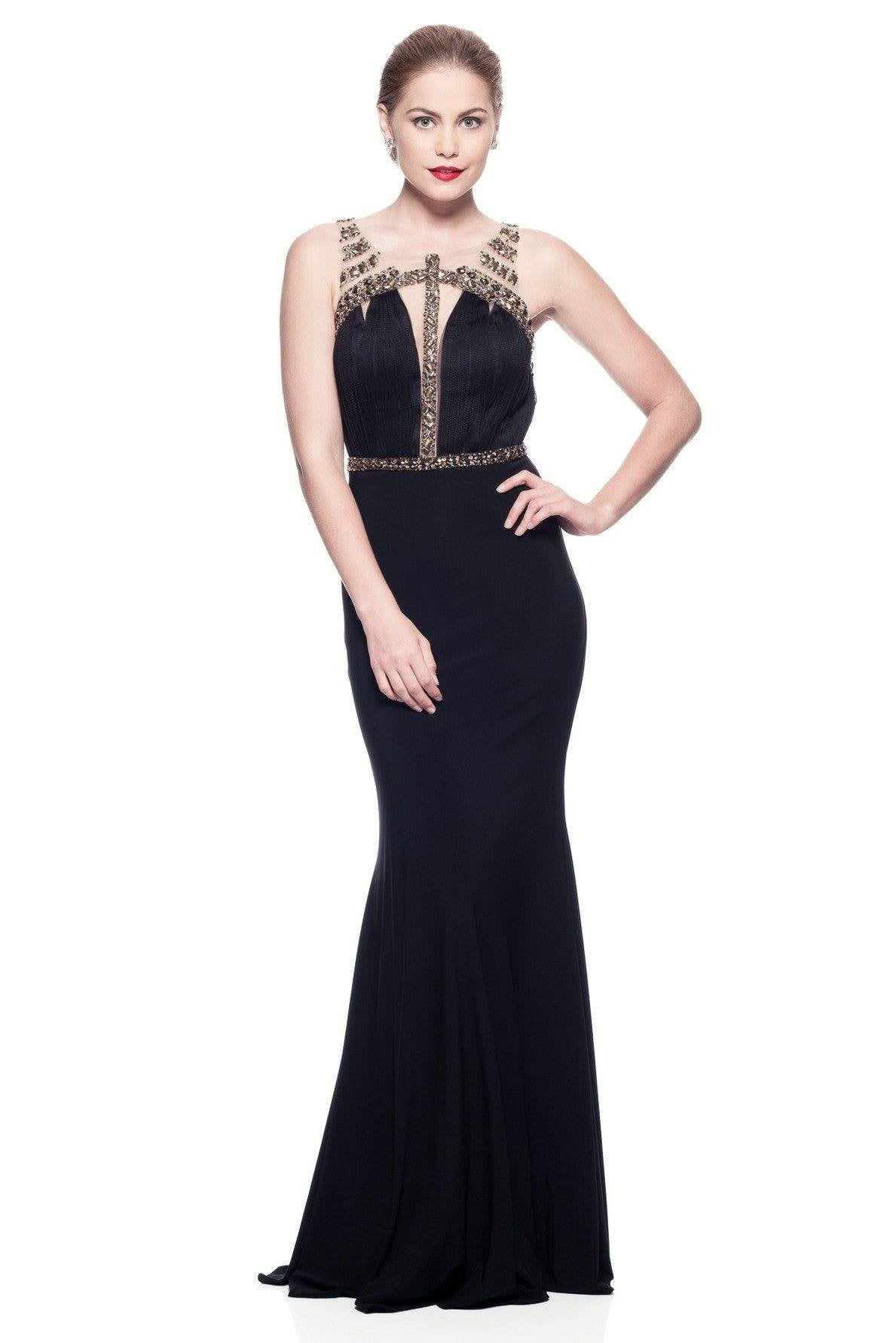 Black tie formal dress Bc#EB08259 – Simply Fab Dress