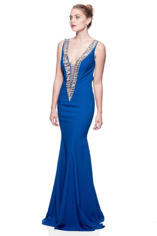 Sexy formal dress Bc#EB08289 - Simply Fab Dress