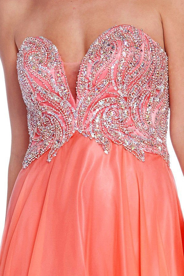 Sexy formal dress Bc#MD8132 - CLOSEOUT – Simply Fab Dress