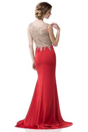Sexy formal dress Bc#MZ2958 - Simply Fab Dress