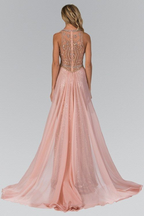 Sequins prom Dress with train GLS 1549/1400 – Simply Fab Dress