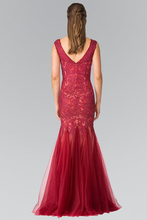 Cheap Glamorous 2017 mermaid prom dress GL#2319 - Simply Fab Dress