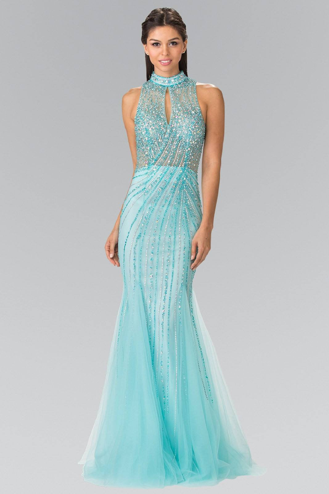 Sexy prom dresses- Gorgeous full sequins mermaid prom – Simply Fab ...