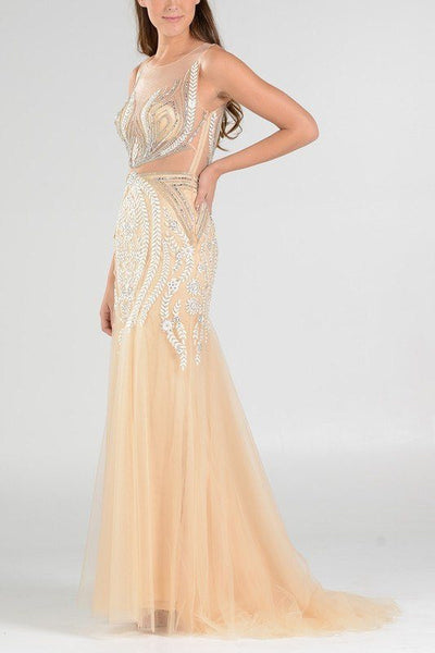 Cheap Mermaid Prom Dress pol#7722 - Simply Fab Dress
