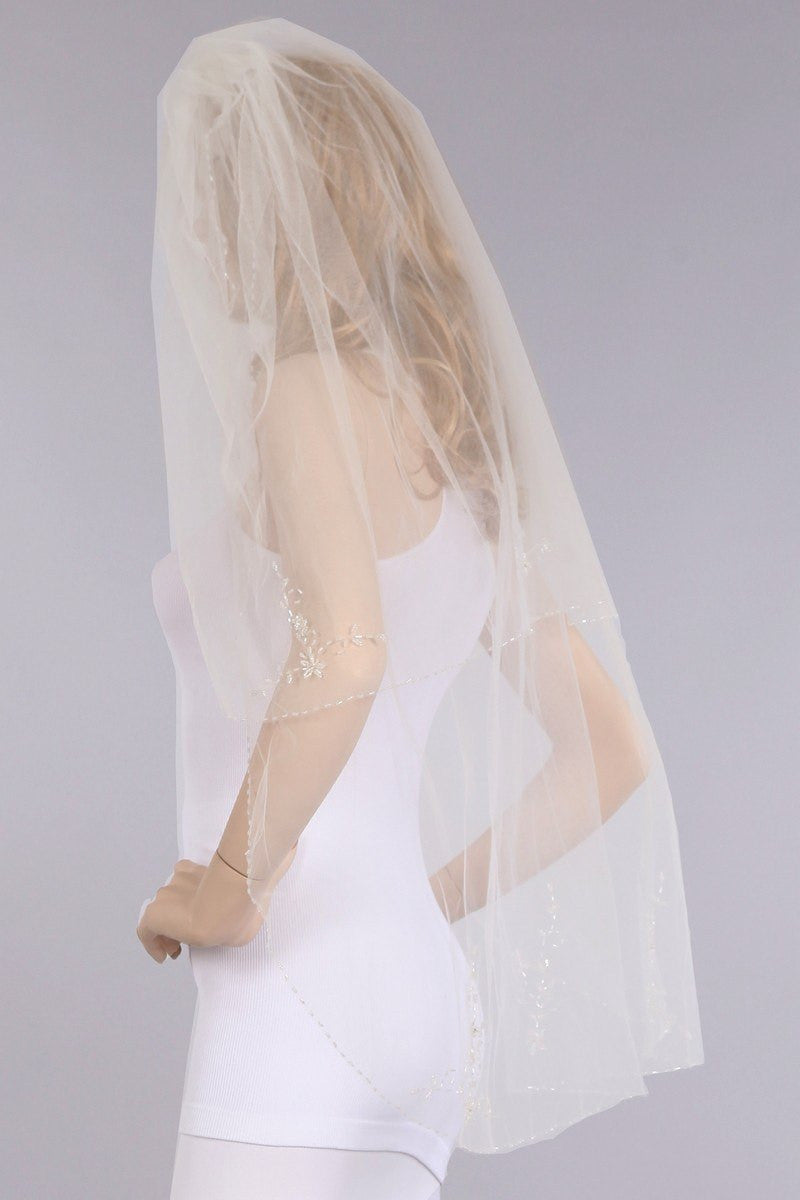 Wedding Veil  V1006-40 - Simply Fab Dress