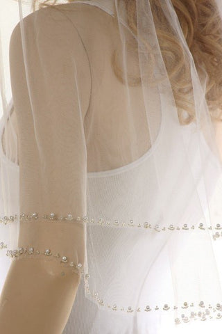 Wedding Veil  V1020-36 - Simply Fab Dress