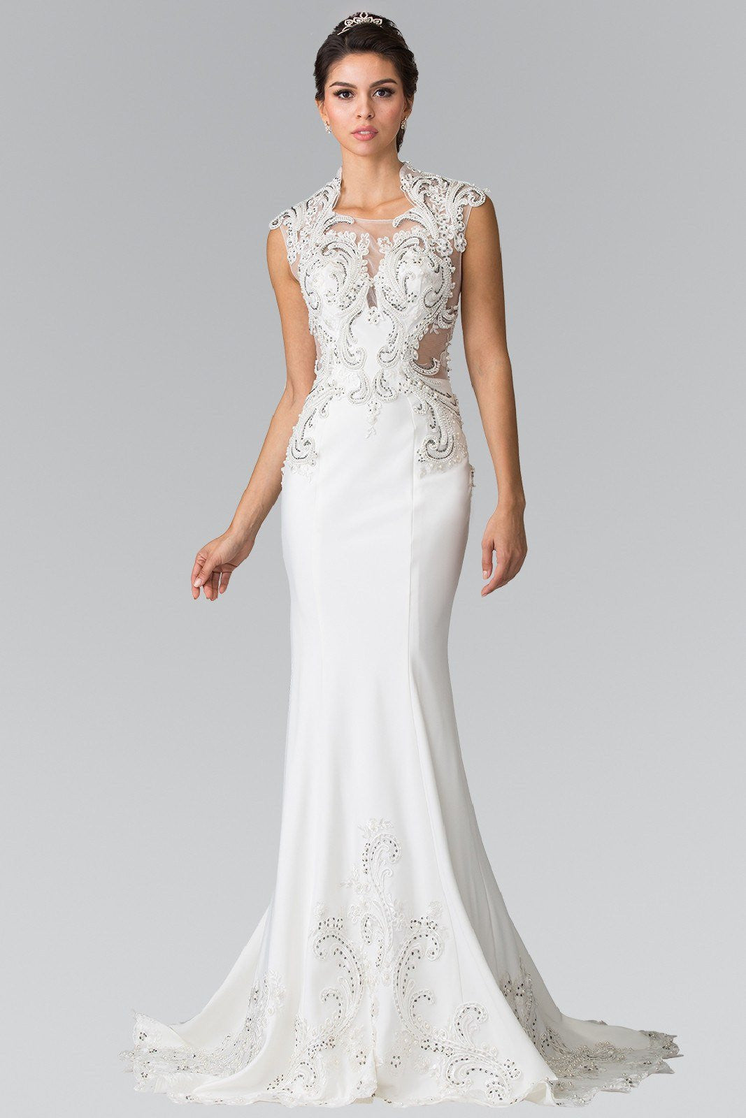 Sexy Cut Out Wedding Dresses