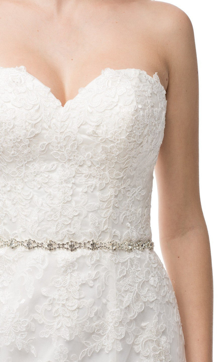 Lace Mermaid Wedding Dress Wyw2276