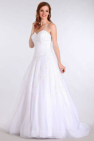 Stunning mermaid wedding dress-mt 217 Affordable wedding dress - Simply Fab Dress