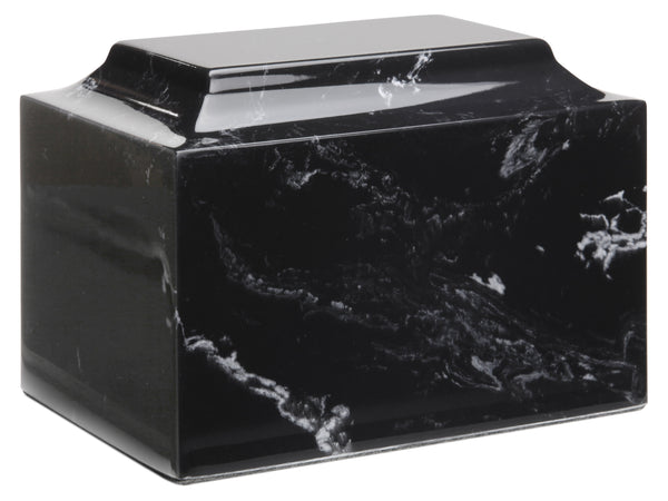 Angel Cultured Marble - Black