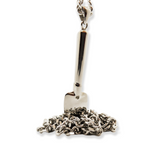 Shovel Necklace