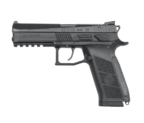 CZ P-09 9mm 19+1 Handgun w/ Night Sights