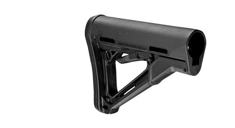 Magpul CTR Stock - Black, Mil-spec