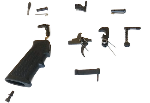 Anderson Lower Parts Kit - Customizable