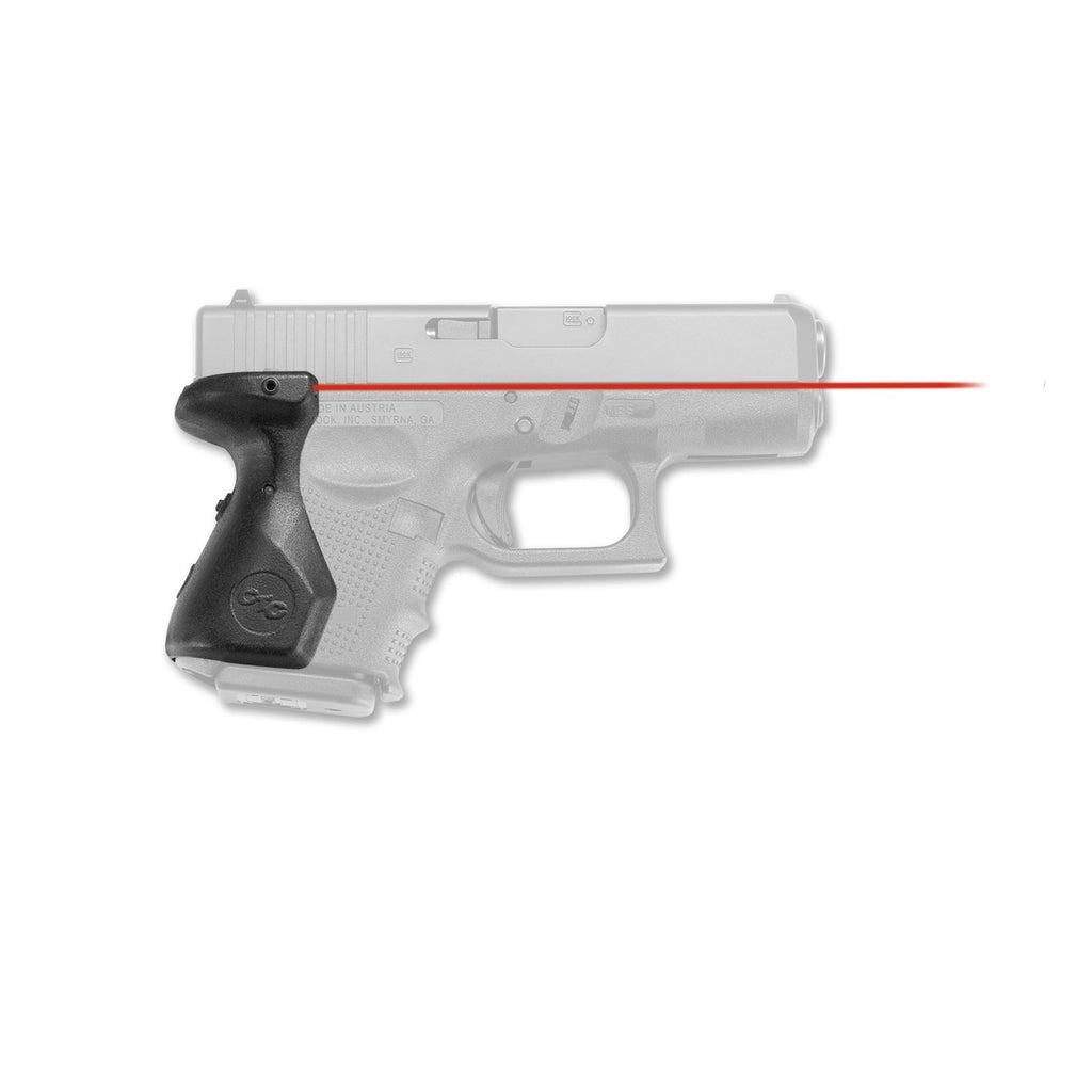 Crimson Trace Lasergrips for Glock 4th Gen Subcompact - G26/27/33
