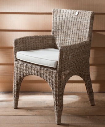 RR Diningchair the Hamptons 60x62x88h