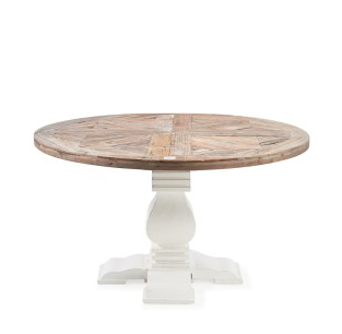 Crossroads Round Dining Table 140cm