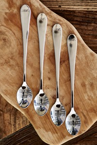 For The Love of Tea Spoons