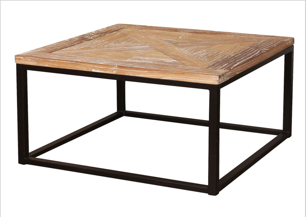 Coffee Table Prato 01-70, 70x70x40h, elm
