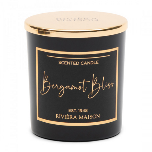 RM Bergamot Bliss Scented Candle