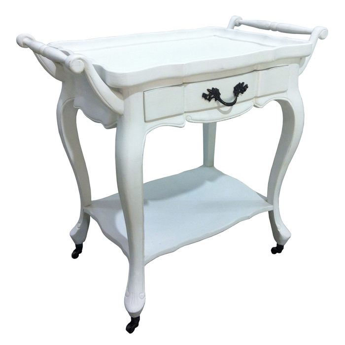Tray on wheels 79x45x74