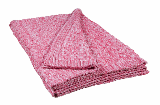 New England Decke 130x170cm Pink 100% Cotton