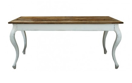 Driftwood Dining Table 180x90cm