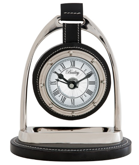 Clock Bailey Equestrian S black