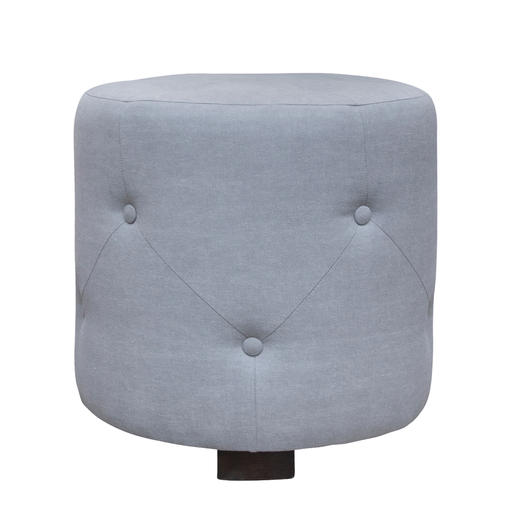 Hocker California D50, grau