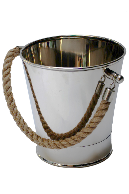 Rope Bucket L, D 32 x H 30