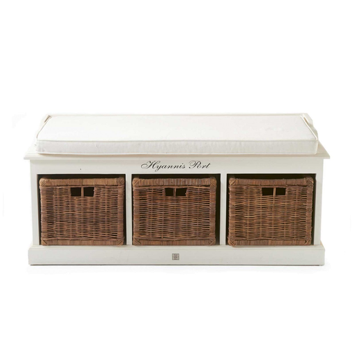 Hyannis Port Bank 110x40x48h
