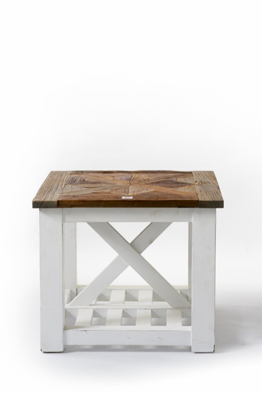 Chateau Chassigny End Table 60x60x50h