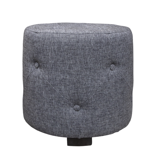 Hocker California D50cm, antrazit