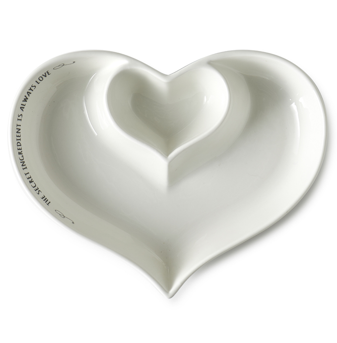 The Secret Ingredient Heart Bowl